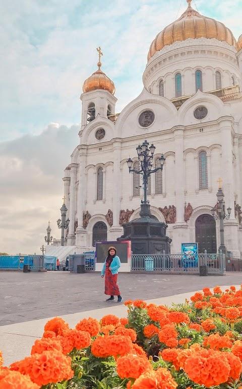Referensi Hostel di Moscow dan St. Petersburgh, Rusia