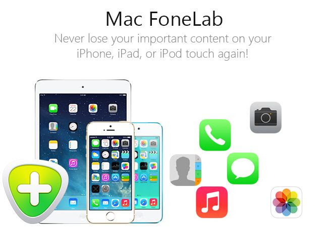 Recover contacts and call history from your iPhone with Aiseesoft Mac FoneLab [Sponsored post