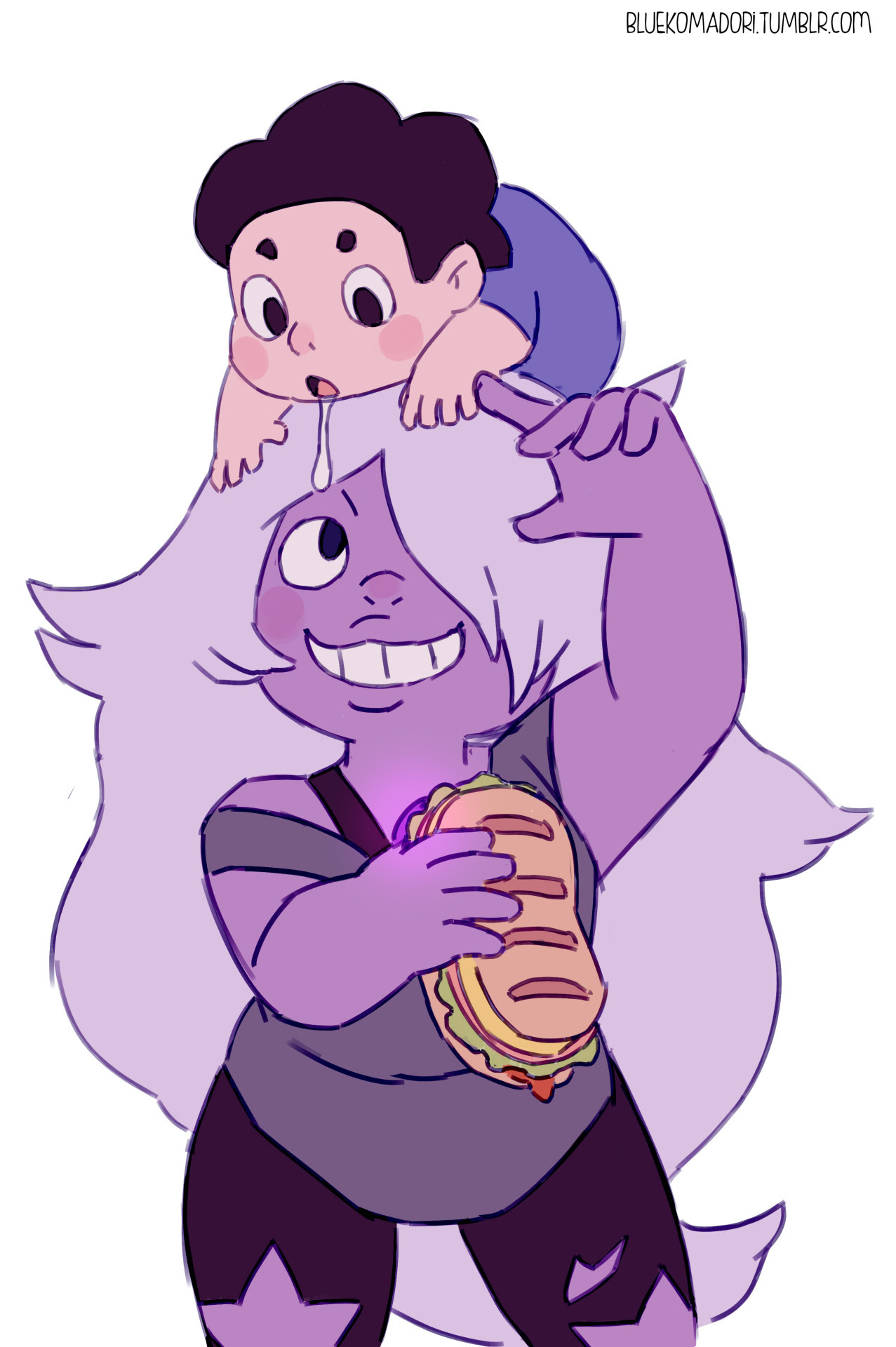 Happy Mother's Day! YOu have no idea how much I love Steven Universe
