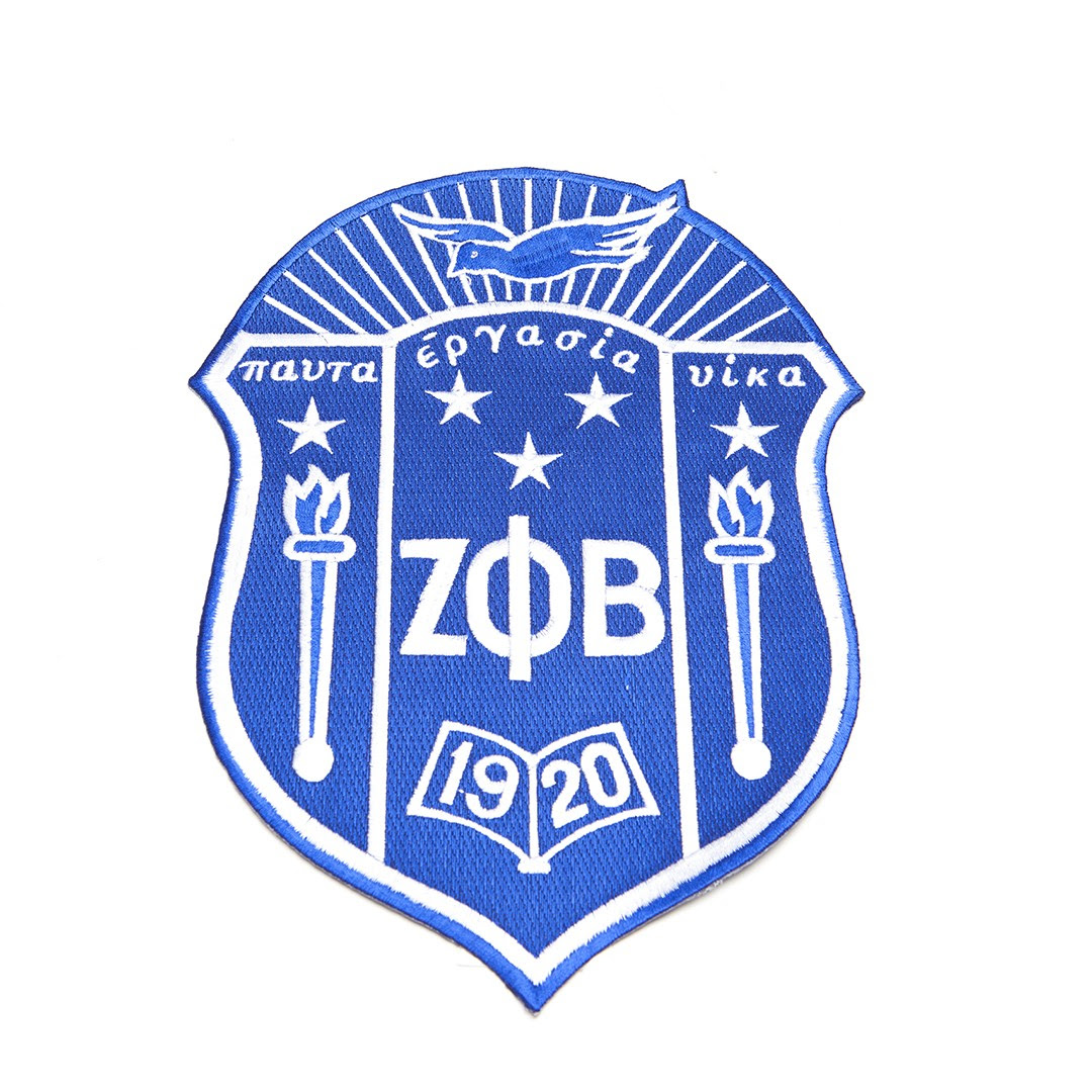 Image result for zeta phi beta shield