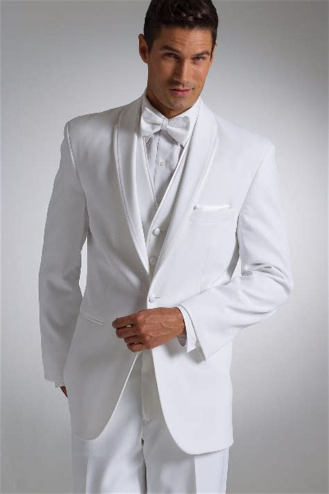 All White Suit For Prom   My Dress Tip