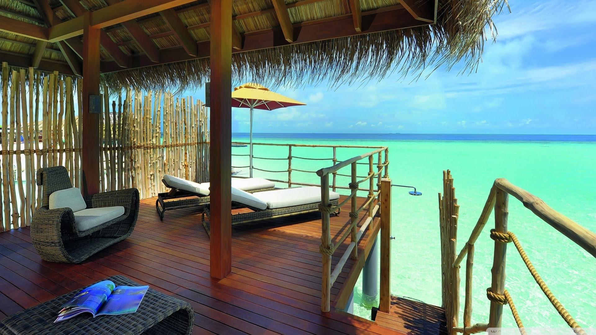 Tropical Vacation 4K HD Desktop Wallpaper for 4K Ultra HD ...