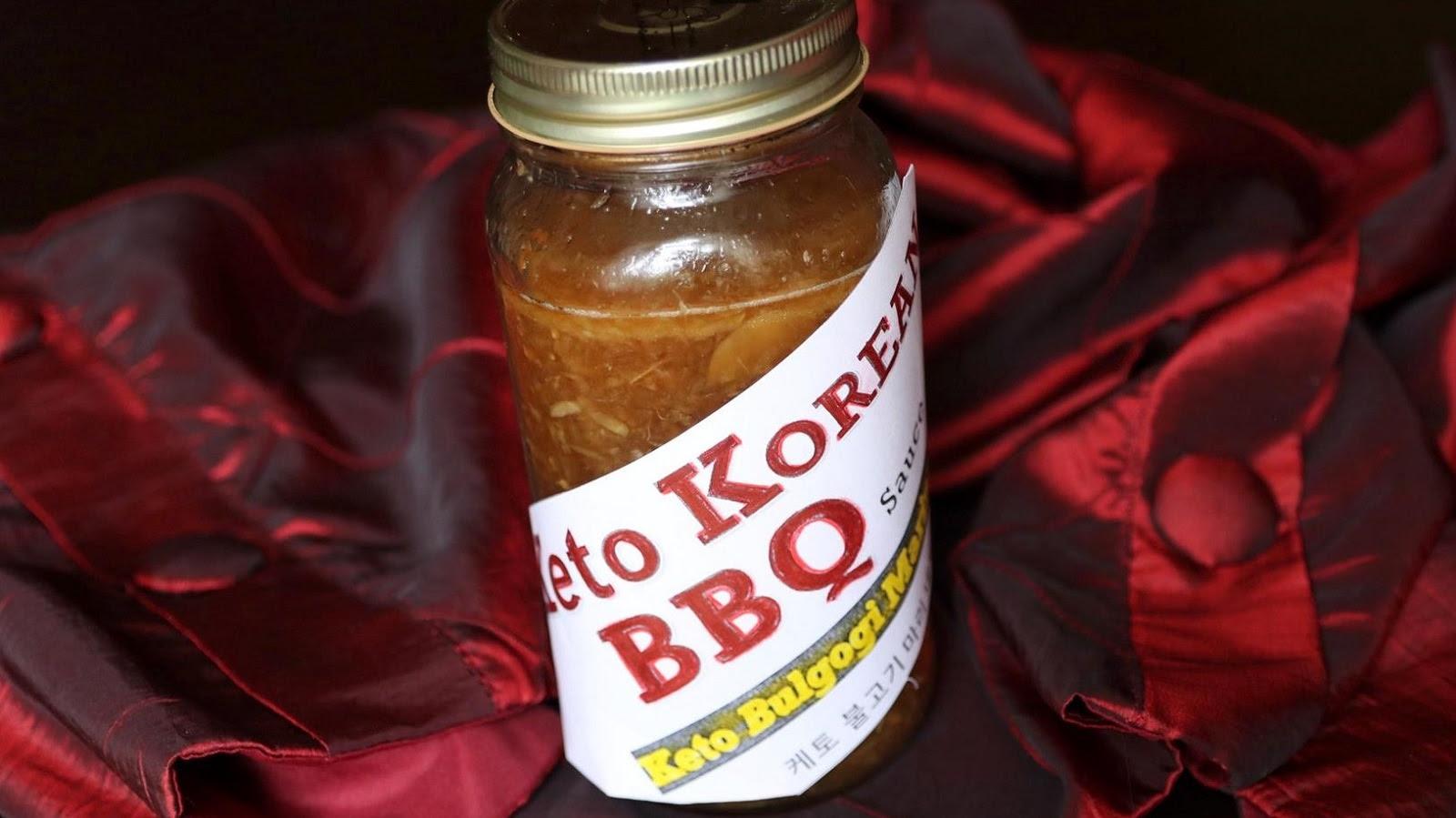 Keto Bulgogi Sauce - Keto Korean BBQ Sauce - Keto Meals ...