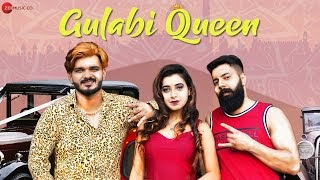 Gulabi Queen Lyrics in Hindi - Official Music by Eshan Bhati