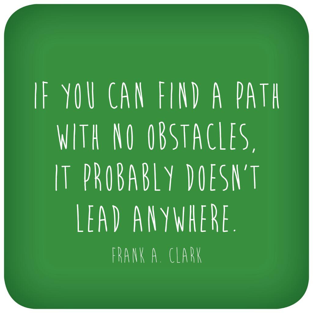 Quotes About Overcoming Great Obstacles 24 Quotes