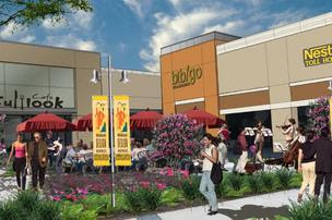 New Quest Properties has purchased Carrollton Town Center and plans to begin a major redevelopment on the shopping center.