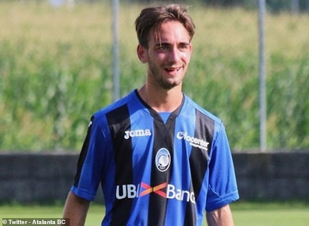 Atalanta midfielder, Andrea Rinaldi dies at the age of 19 after suffering brain aneurysm while training at home
