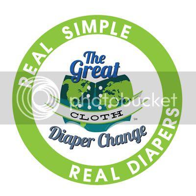 Real Simple.  Real Diapers.  Real Diaper Week