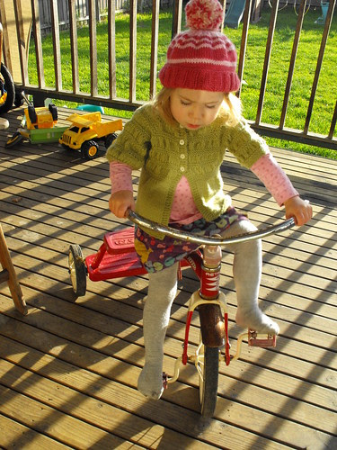Amélie's Beanie - bike