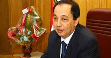 د. محمد النشار وزير التعليم العالى