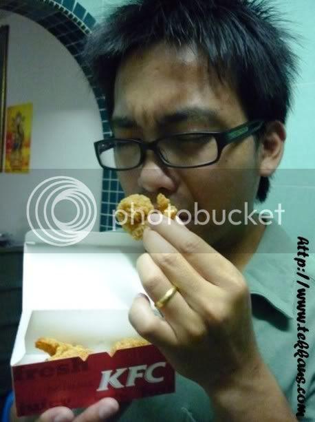 KFC Hot & Spicy Shrimp