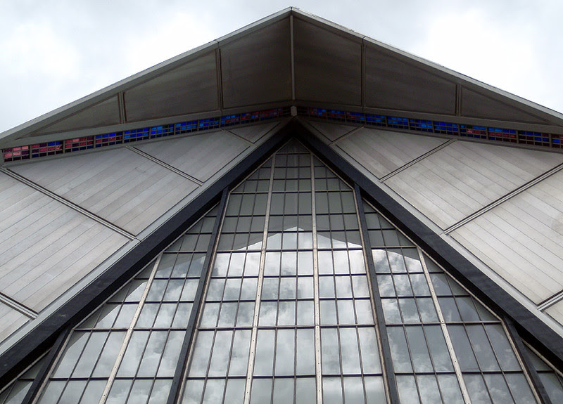 United States Air Force Academy, Cadet Chapel