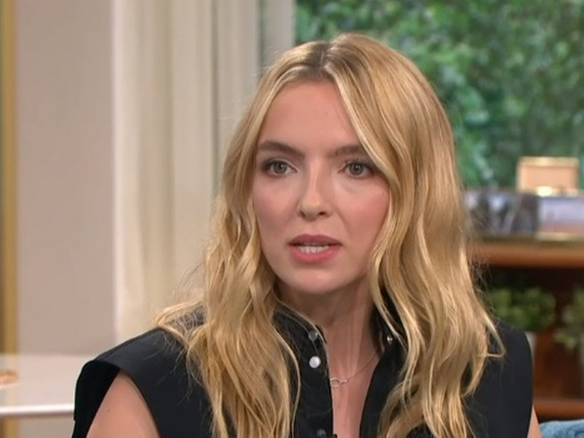 Jodie Comer explains unusual reason she was shamed on Loose Women