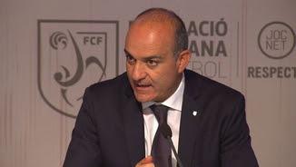 """Andreu Subies: """"Luis Rubiales encapçala una proposta de renovació i de canvi de tarannà"""""""