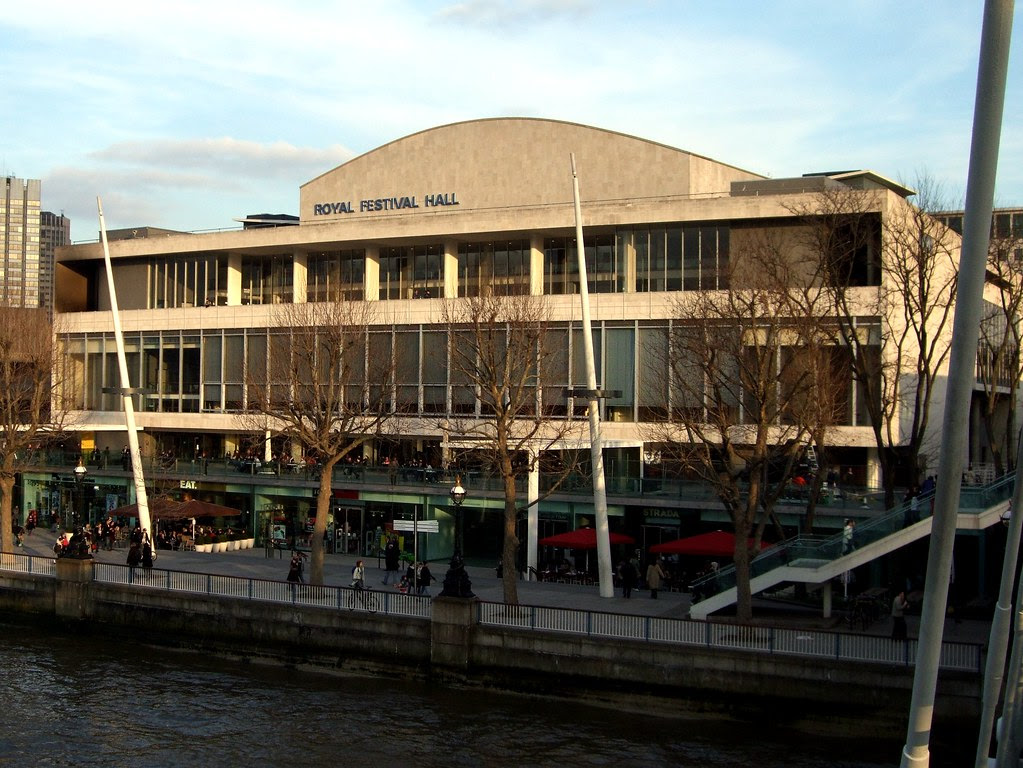 Royal Festival Hall, South Bank, SE1