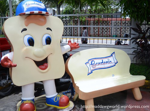 gardenia bread factory