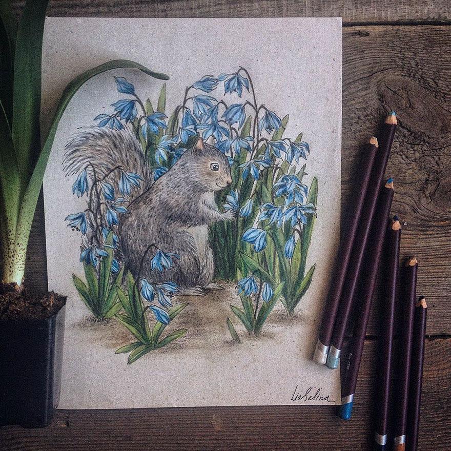 ilustraciones-cuentos-hadas-lapices-colores-lia-selina (3)
