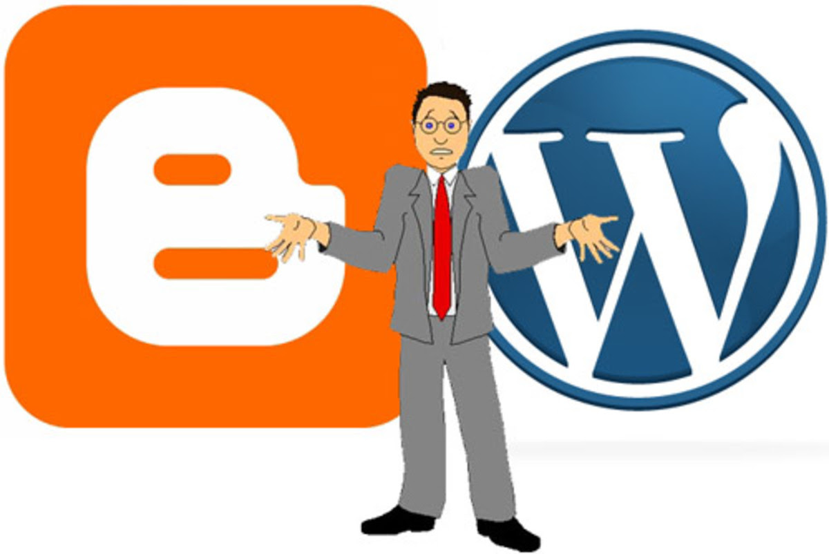 Pilih Mana Antara Wordpress vs Blogspot?