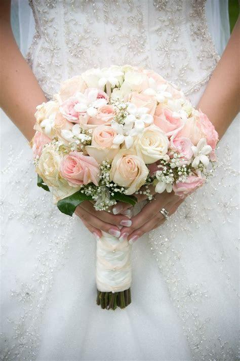 Light Pink Rose Bridal Bouquets   Svatba   Wedding