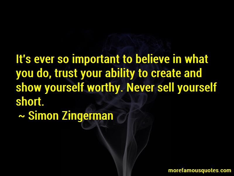 Never Sell Yourself Short Quotes Top 10 Quotes About Never Sell