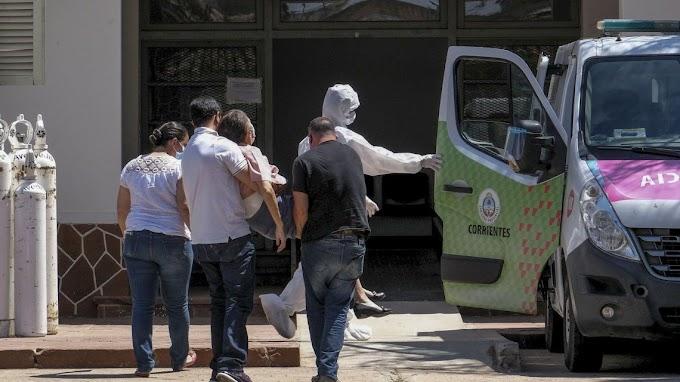 27 de noviembre de 2020, Coronavirus en Argentina: 7.846 casos y 275 muertos en las últimas 24 horas
