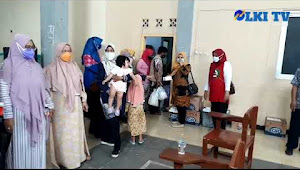 B'ELKA Peduli, B'ELKA Berbagi bersama Desa Limbangansari Memberikan Santunan Anak yatim