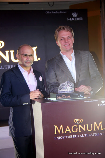 Magnum Launching