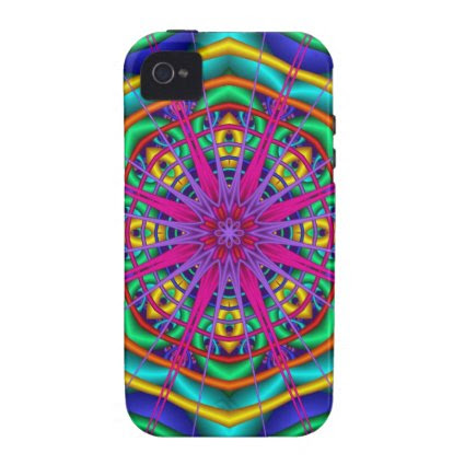 Decorative starry iPhone 4 case