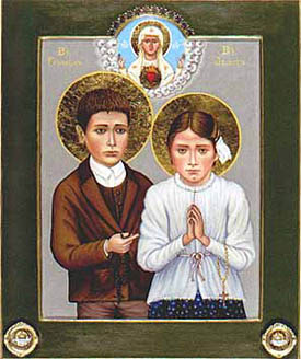 Resultado de imagen para francisco y jacinta marto