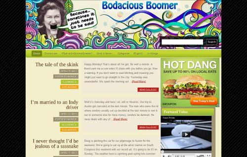 Bodacious Boomer