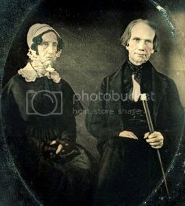 Lucretia Clay and husband, popular politician Henry Clay