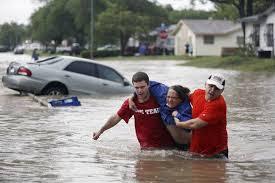 banjir di san antonio