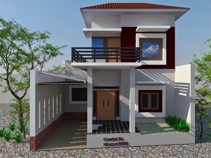 Model Rumah Minimalis 5x12   Ide Rumah Minimalis