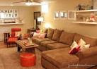 Decorating ideas: Basement Family room - Finding Home