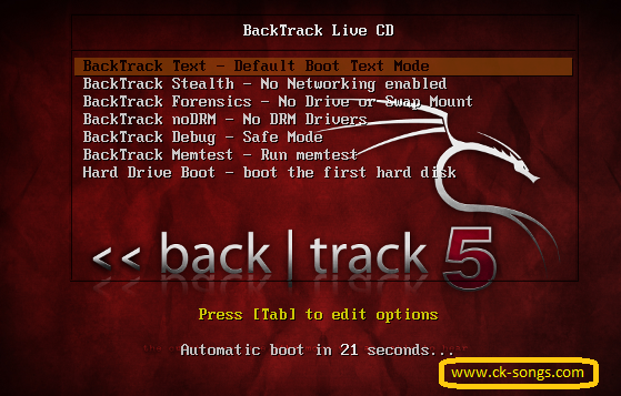 How to Install Backtrack 5 R3 in Vmware and Vmware Tools