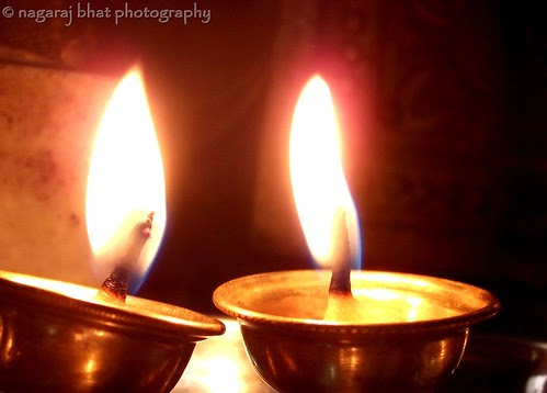 HAPPY DIWALI by Dehalli Nagaraj Bhat