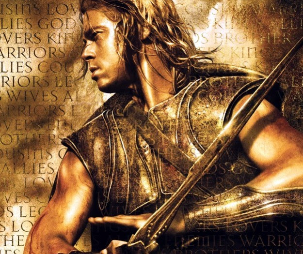 Troy-Achilleus