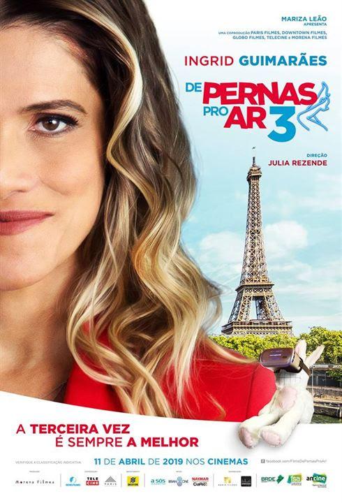 De Pernas pro Ar 3 : Poster
