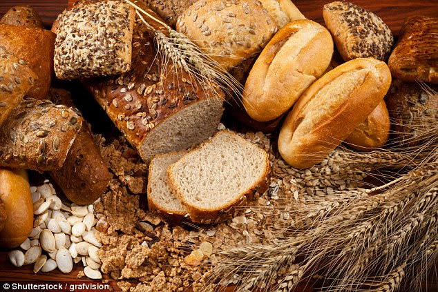 With so many choices of bread available – from wholemeal, wholegrain and multigrain to sourdough, rye, low GI and gluten-free – it's hard to know which is best for us (stock image)