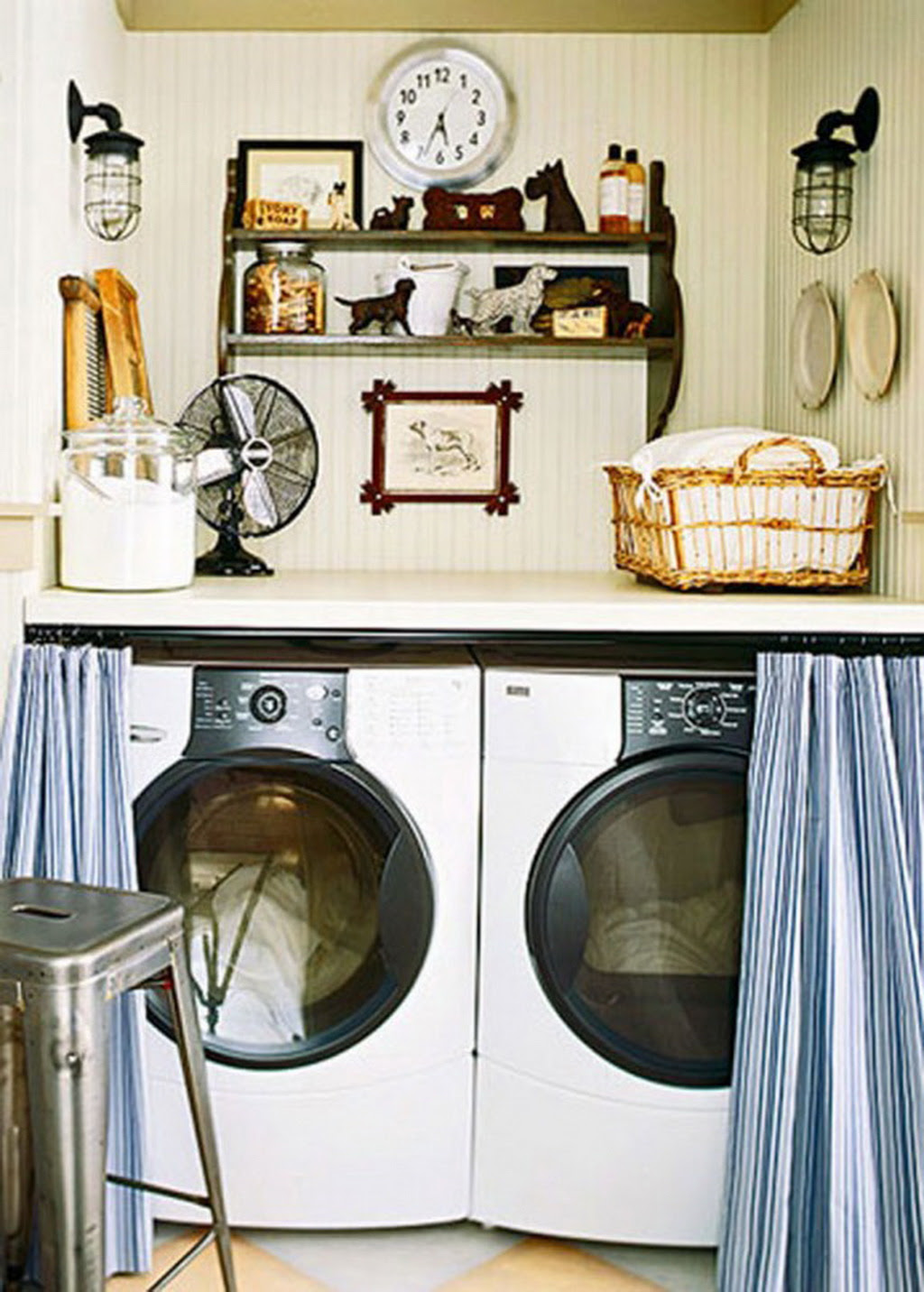 Utility Room Creative Ideas - Home Design Jobs