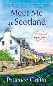Meet Me In Scotland - Patience Griffin