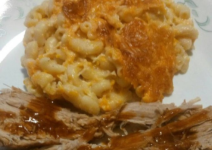 How to Prepare Appetizing Easy Baked Mac and Cheese