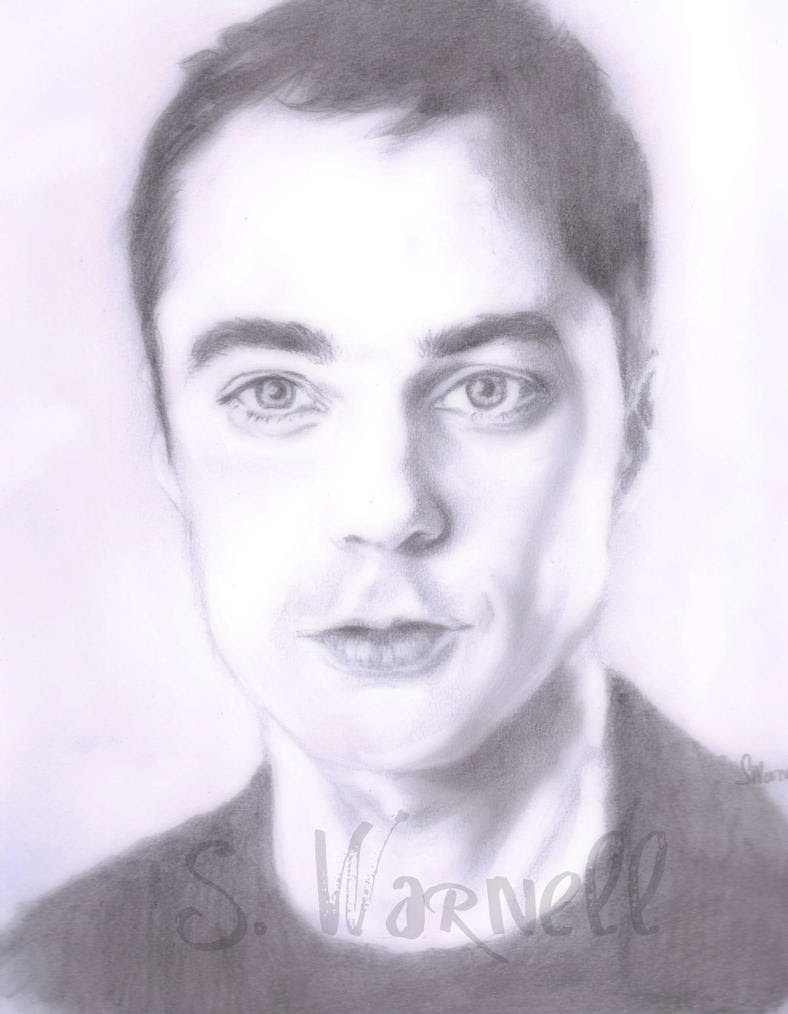 Jim Parsons -Sheldon Cooper by