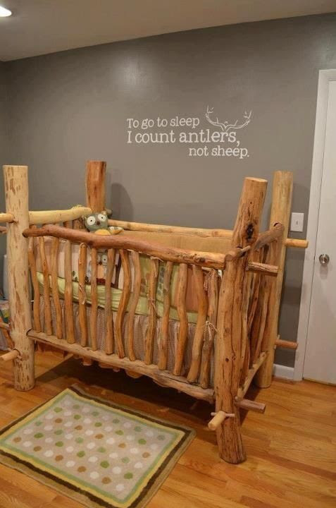 In LOVE with this crib!