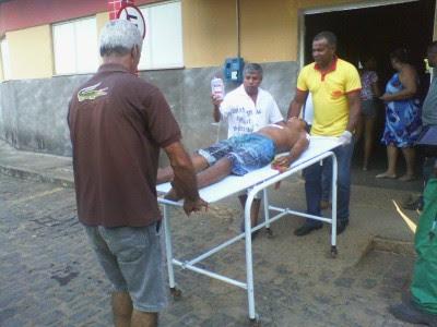 Adolescente não corre risco  de morte (Foto: Ubatã Notícias)