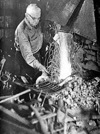 Orin Norton, Edgartown's Blacksmith