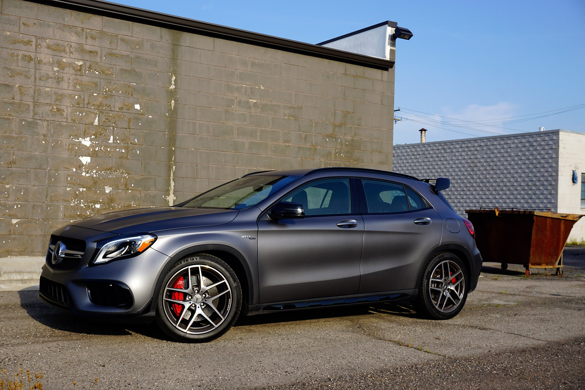 2018 Mercedes-AMG GLA45 One Week Review | Automobile Magazine