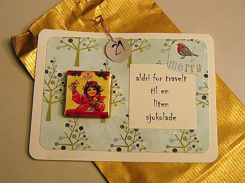 advent :: elisabeth #21