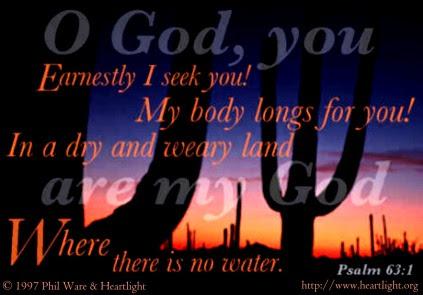 Psalm 63:1 (21 kb)