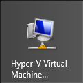 Hyper-V virtual machines in Windows 8